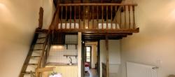 estancia familiar duplex con habitación, vista general