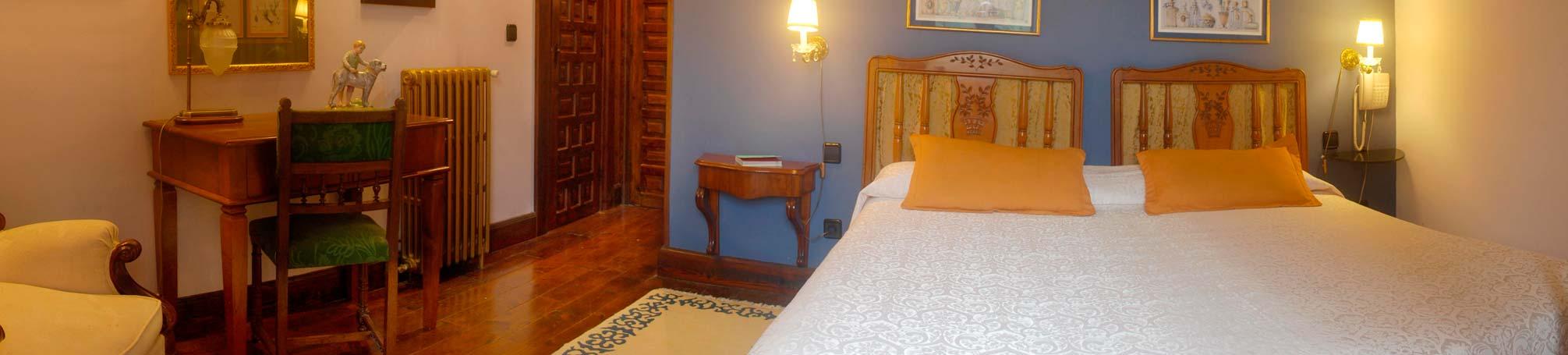 habitación el Norte en Andariveles